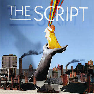 The Script caratulas portada nuevo disco tapa