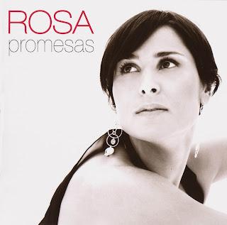 Rosa Promesas caratulas del nuevo disco, portada, arte de tapa, cd covers ipod
