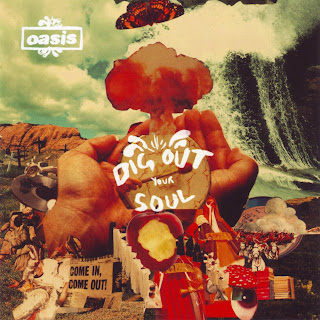 Oasis Dig Out Your Soul caratulas del nuevo disco, portada, arte de tapa, cd covers ipod