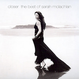 Closer: The Best Of Sarah Mclachlan caratulas del nuevo disco, portada, arte de tapa, cd covers, videoclips, letras de canciones, fotos, biografia, discografia, comentarios, enlaces, melodías para movil