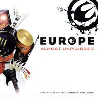 Europe Almost Unplugged caratulas del nuevo disco, portada, arte de tapa, cd covers, videoclips, letras de canciones, fotos, biografia, discografia, comentarios, enlaces, melodías para movil
