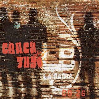 caratulas y tapas de La Barra Cerca Tuyo nuevo disco, portada, arte de tapa, cd covers, videoclips, letras de canciones, fotos, biografia, discografia, comentarios, enlaces, melodías para movil