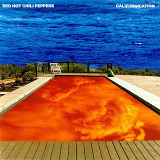 Red Hot Chili Peppers Californication portada, arte de tapa, cd covers, videoclips, letras de canciones, fotos, biografia, discografia, comentarios, enlaces, melodías para movil
