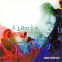 Carátula Frontal portada disco Alanis Morissette - Jagged Little Pill (1995) cd sleeve booklet