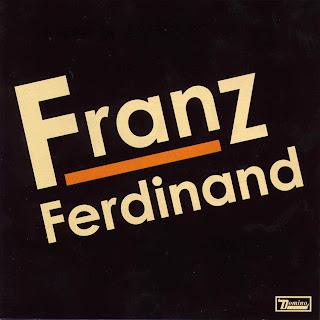 Franz Ferdinand caratuls Franz Ferdinand primer disco, portada