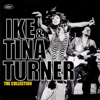 Ike and Tina Turner The Collection caratula disco recopilatorio, tapas cd