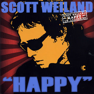 Scott Weiland Happy In Galoshes caratulas, front cover, Discografía, Biografía, fotos