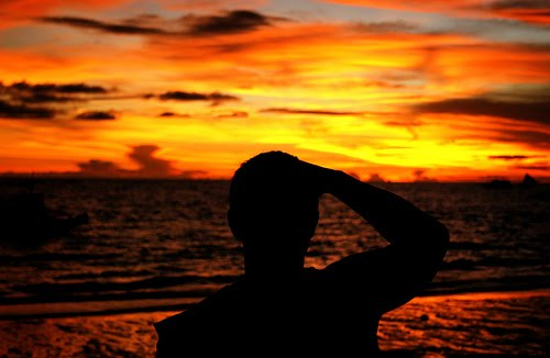 [sunset]