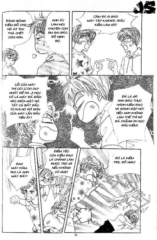 Sao Đổi Ngôi Tập 1 trang 32