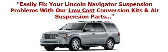 Lincoln Navigator Air Suspension