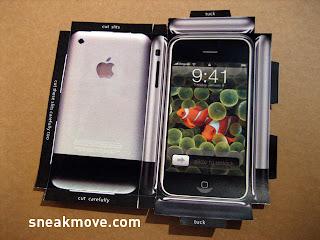 iphone paper craft