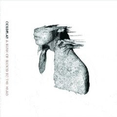 Coldplay - A Rush Of Blood To The Head (album cover)