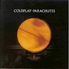 Coldplay - Parachutes (album cover)