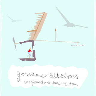 gossamer albatross mp3 review