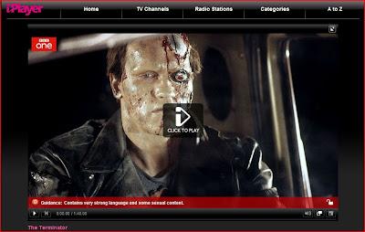 Arnold Schwarzenegger in 'The Terminator' (1984)