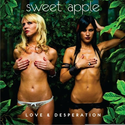 Sweet Apple -Love And Desperation (album cover)
