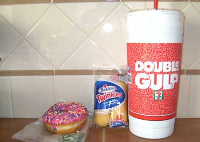 7eleven Double Gulp and spring celebration