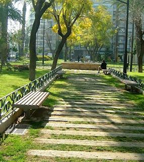 Espacio p blico mobiliario urbano for Mobiliario espacio publico