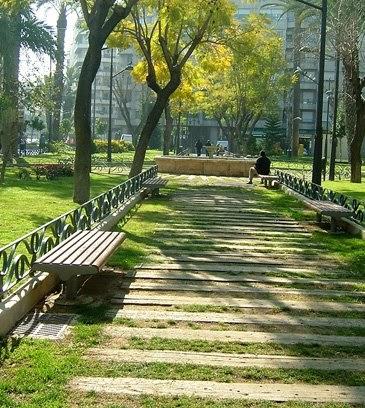 Espacio p blico mobiliario urbano for By h mobiliario