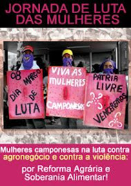 Jornada de Lutas das Mulheres Camponesas