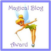 I got this blog award from my sweet friend Stacy, I´m tickled pink!!