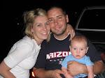 Joey, Andrea, & Jackson Mott