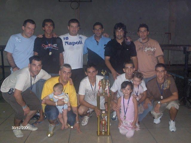 futsal metropolitana 2006