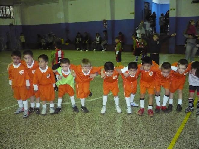 LOS MAS CHICQUITOS 2004/05/06