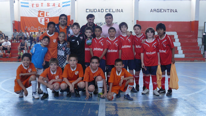C.E.F.3 / INDEPENDIENTE 2010