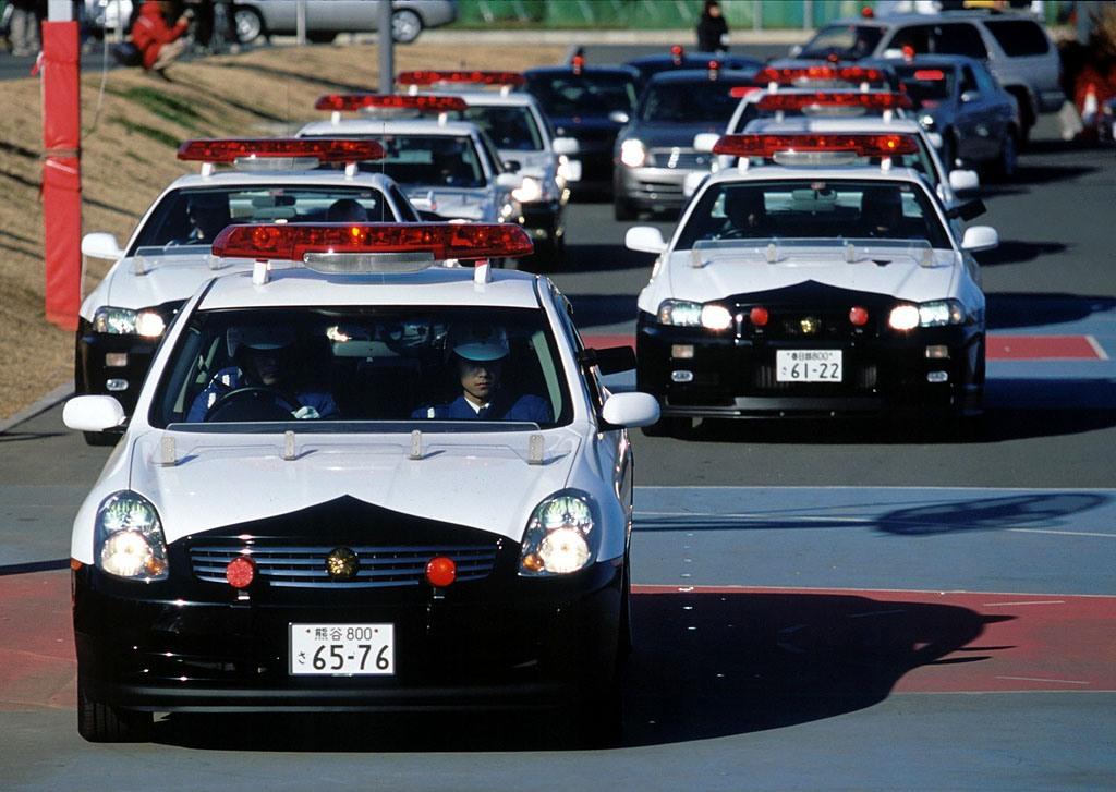 Technically Jurisprudence: High Performance Japanese Police Cars and ...