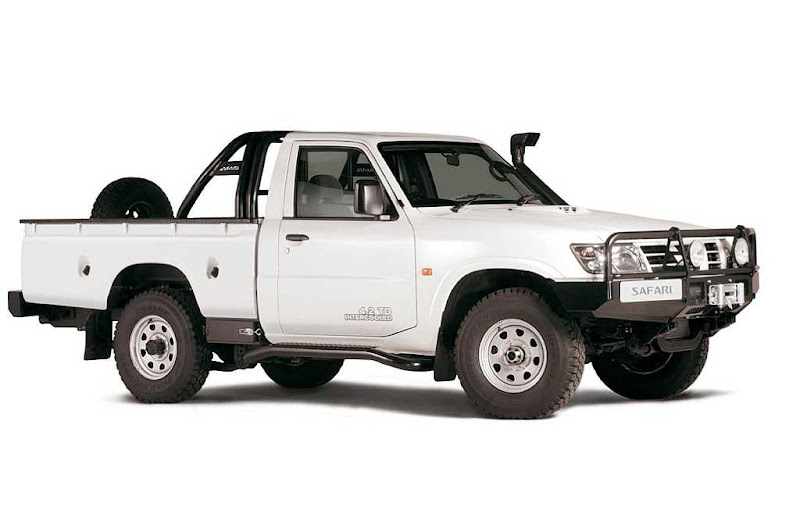 Nissan 4X4 Patrol hd photo