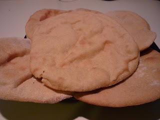 Whole Wheat Pita Pocket