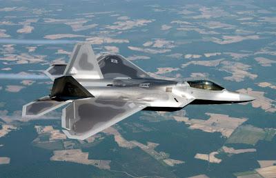 Pesawat Tempur Siluman Tercanggih di Dunia