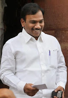 Raja in CBI Custody