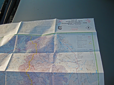Old Rag Mountain HikesPatrols By RSL Plan Ahead And Prepare For - Old rag map