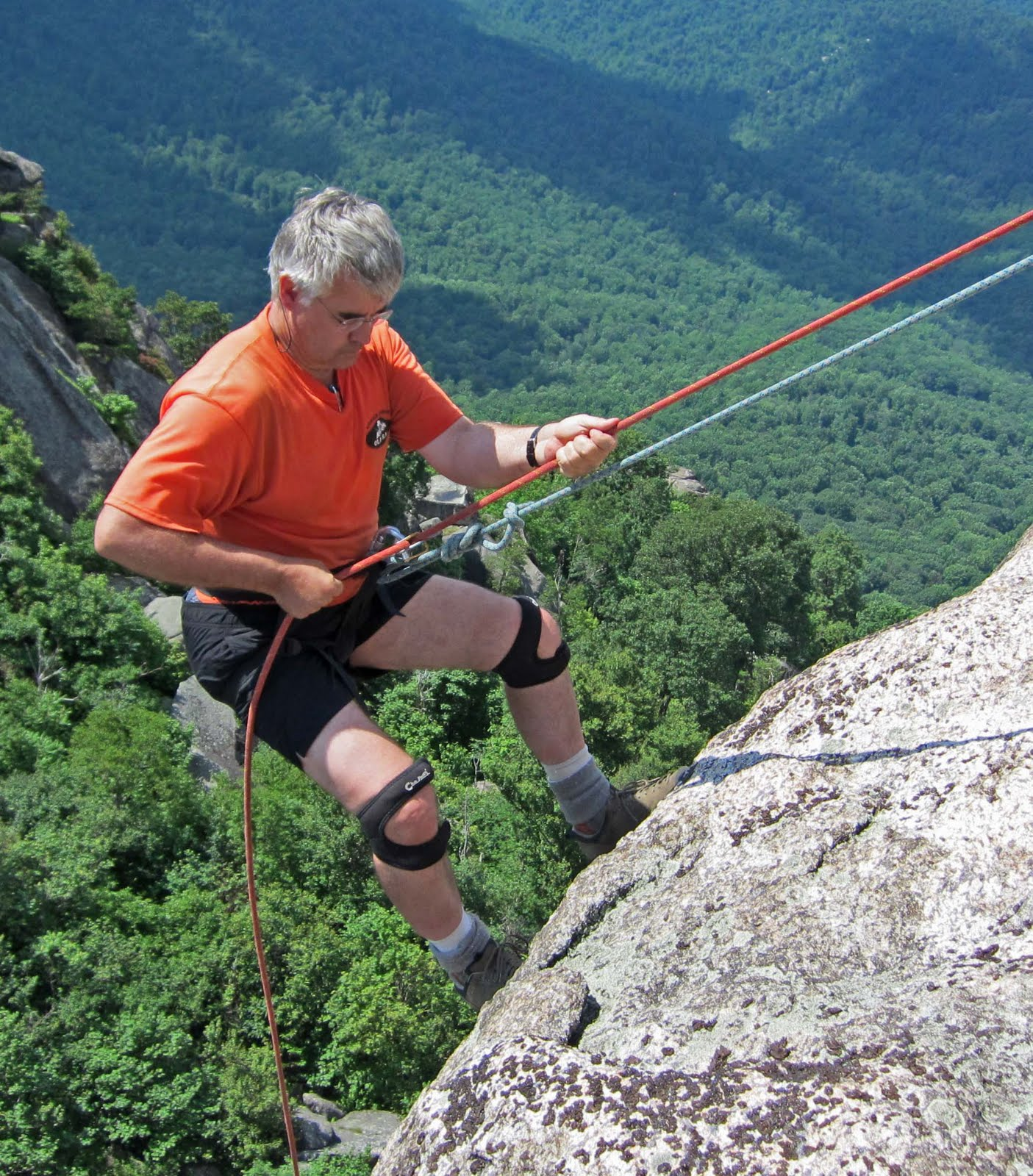 Old Rag Mountain Closed: Old Rag Mountain Hikes/Patrols By RSL: SAT. & SUN. JUNE 19