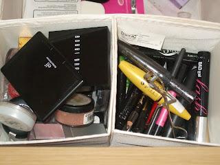 Make Up Storage!