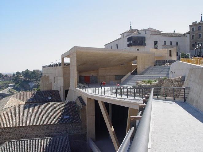 Arq focus nueva arquitectura en centros historicos el - Estudios de arquitectura en toledo ...