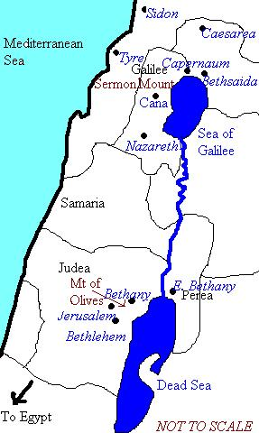 Map Of Palestine In The Time Of Christ. Land, property,mar , and activities of project in i Bethlehem+map+palestine