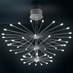 Contemporary chandeliers collections contemporary and modern canaletto contemporary chandelier by lbclighting aloadofball Images