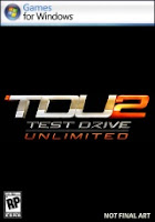 Test Drive Unlimited 2, TDU2, box, art, cover, image