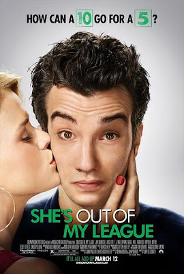 She's Out of My League, movie, release, date, cover