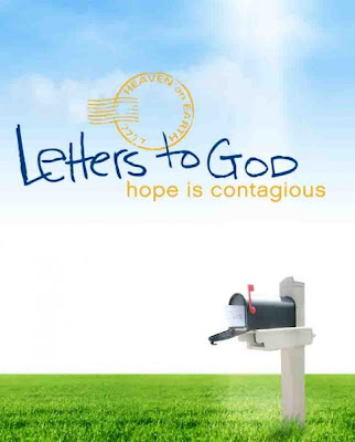 Letters to God, movie, poster, release