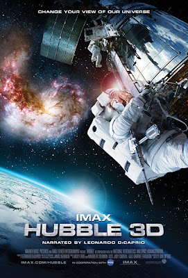 Hubble 3D, poster, movie, release