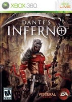 Dante's Inferno, xbox, video, game