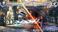 BlazBlue: Calamity Trigger Portable, psp, sony, game, screen, cover
