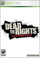 Dead to Rights, Retribution, Game, box, art, image