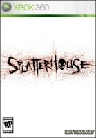 Splatterhouse, box, art, cover, image, screen