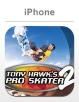 Tony Hawk's Pro Skater 2, Apple, iphone,  game, screen, image