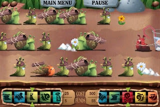 Pinheads Party, ipad, game, screen, image, apple